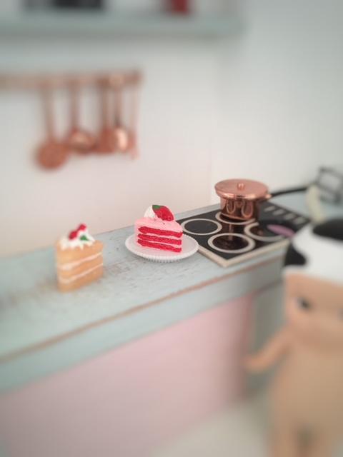 Keuken | Eten & drinken | Taartpunt aardbei