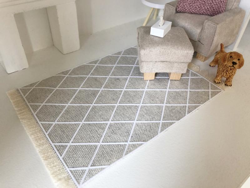 Vloeren | modern | sand-wit | M
