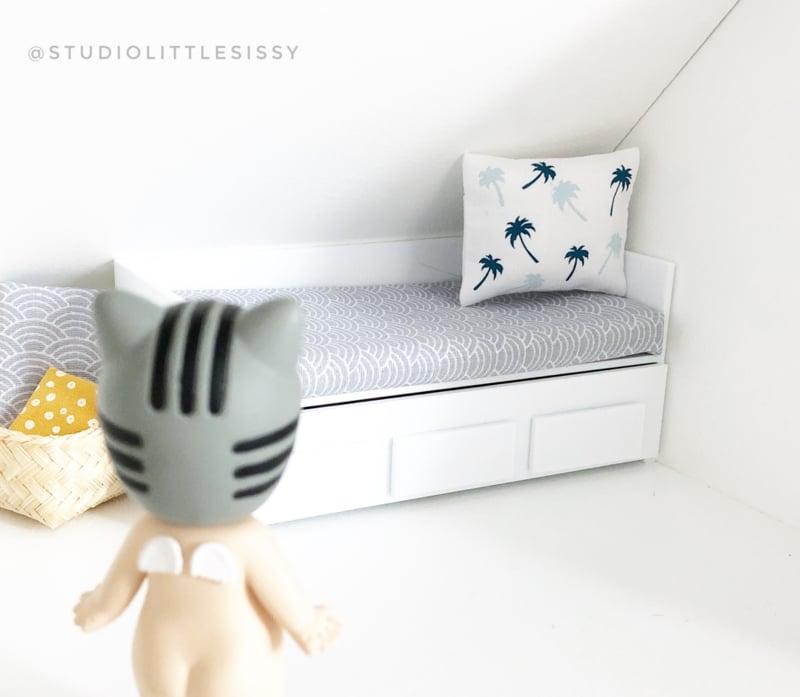 Slaapkamer | Textiel | beddengoed | 1 persoons matras | grijs
