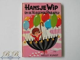 Hansje Wip en de vliegende paraplu