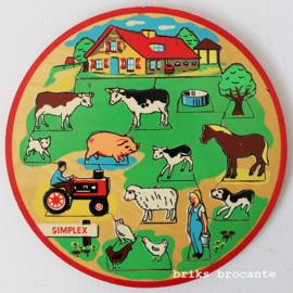 Simplex puzzel de boerderij