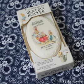 zeepje Peter Rabbit - Beatrix Potter