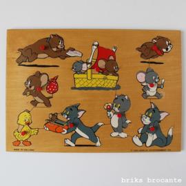 knopjespuzzel Tom & Jerry