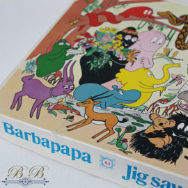 puzzel Barbapapa
