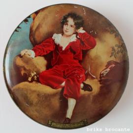 blik Wilkin's red boy toffee
