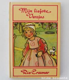 Mijn liefste Versjes - Rie Cramer