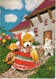 kaart teddybeer