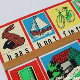 Simplex leesplankje haas - boot - fiets