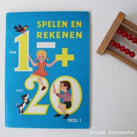 spelen en rekenen - eerste boekje