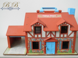 Fisher Price woonhuis