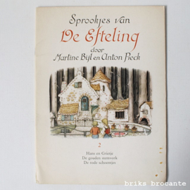 Sprookjes van De Efteling - deel 2