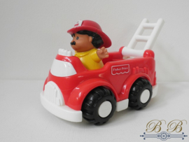 Fisher Price brandweerauto