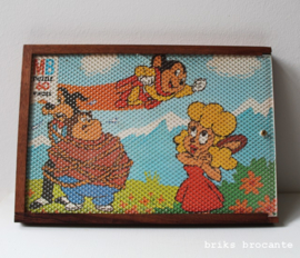puzzel super muis / mighty mouse