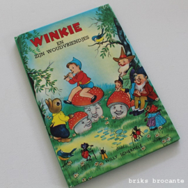 Winkie en zijn woudvriendjes