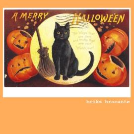 kaart A Merry Halloween