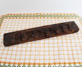 houten mal suikerwerk