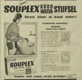 pakje Souplex stijfsel