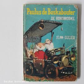 Paulus de Boskabouter - de rokomobiel