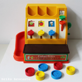 Fisher Price kassa - 1974