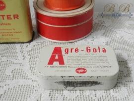 blikje Agré-Gola