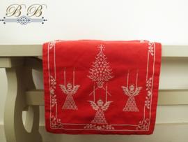 vintage kerstkleed / loper