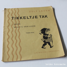Tikkeltje Tak - zelf lezen