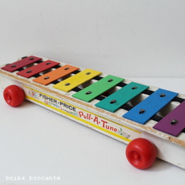 Fisher Price Pull-A-Tune