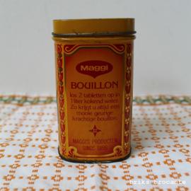 blikje Maggi bouillon