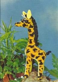 kaart giraf