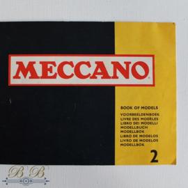 Meccano voorbeeldenboek 2