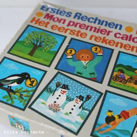 Ravensburger Het eerste rekenen - 1979