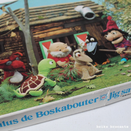 puzzel Paulus de Boskabouter