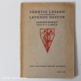 veertig lessen in de kennis der levende natuur