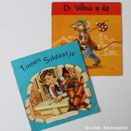 2 kleine prentenboekjes