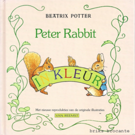 Beatrix Potter - Peter Rabbit in kleur