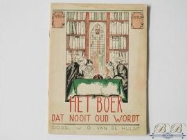 Het boek dat nooit oud wordt