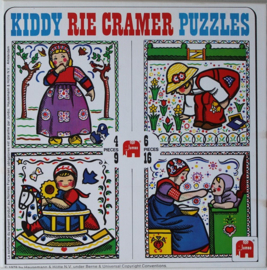 puzzels Rie Cramer - Jumbo