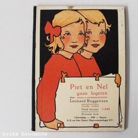 Piet en Nel gaan logeren