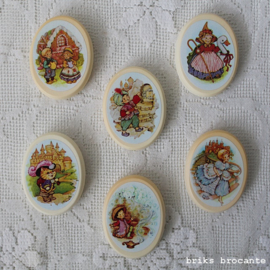 doos Avon zeepjes Fairy Tales