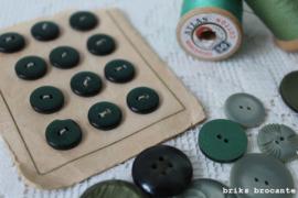 set fournituren - groen