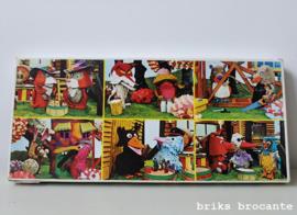 Fabeltjeskrant Multi puzzel
