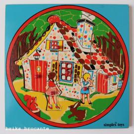 Simplex puzzel Hans en Grietje