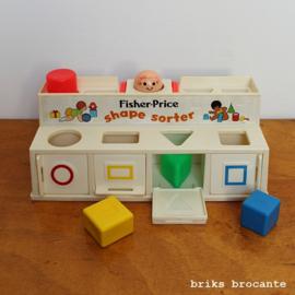 Fisher Price sorteerdoos