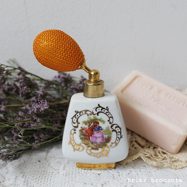parfumverstuiver Bavaria - victoriaans
