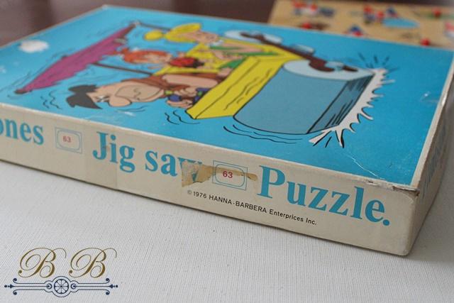 puzzel Flintstones