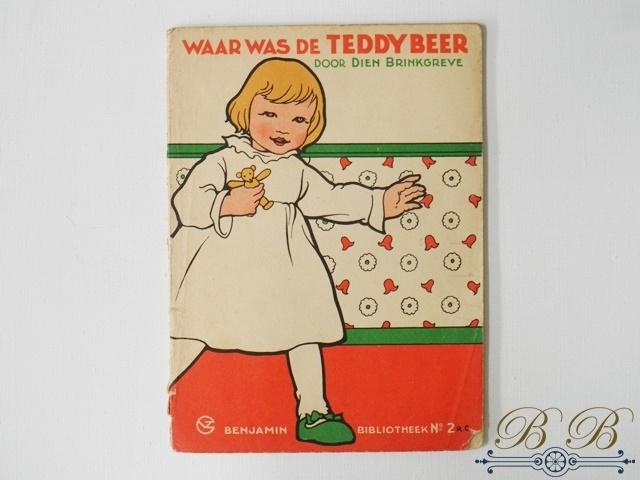 Waar was de teddybeer