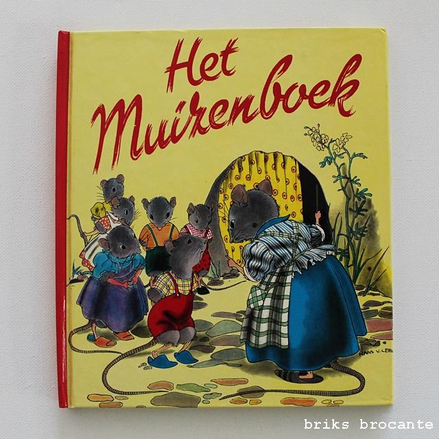 Het Muizenboek