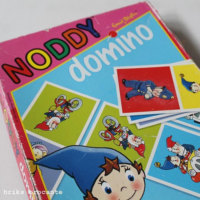 Noddy domino