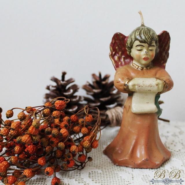oude kaars engel