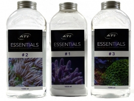 Essentials set 3 x 500ml